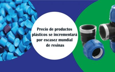 SNI: Precio de productos plásticos se incrementará por escasez mundial de resinas